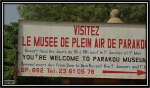 découverte: le musée de plein air de Parakou une richesse nationale.