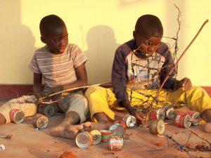 Loisir: Le bricolage, une aptitude qui développe l'intelligence des enfants