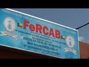 FERCAB: Les journalistes des radios communautaires apprennent des notions sur les sessions des conseils communaux