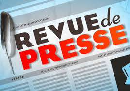 La Revue de Presse du  13 08 2018