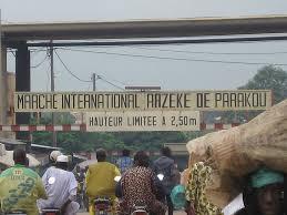 Le marché Arzèkè: un pôle économique pour une intégration sous-régionale réussie.