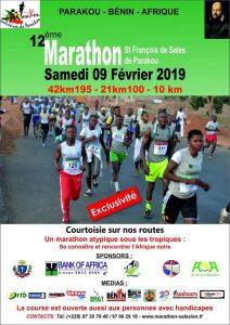Marathon de Parakou: les coureurs viennent de plusieurs continents en Février