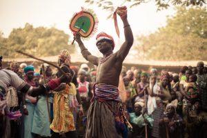 Culture: Célébration de la flagellation peulh à Parakou